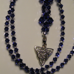 SS Celtic Knot and Crystals